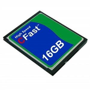 16 Гб карта памяти Compact Flash