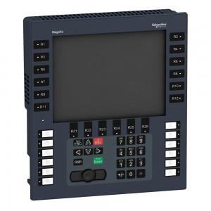 10.4 кнопочная панель, VGA-TFT