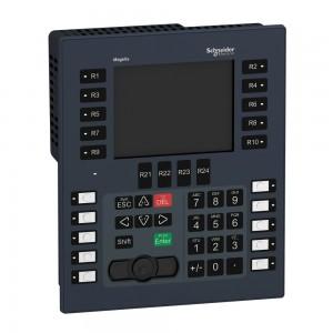 5.7 кнопочная панель, QVGA-TFT